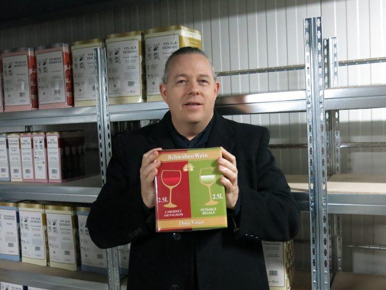 Philip Cox Cramel Recas Winebox