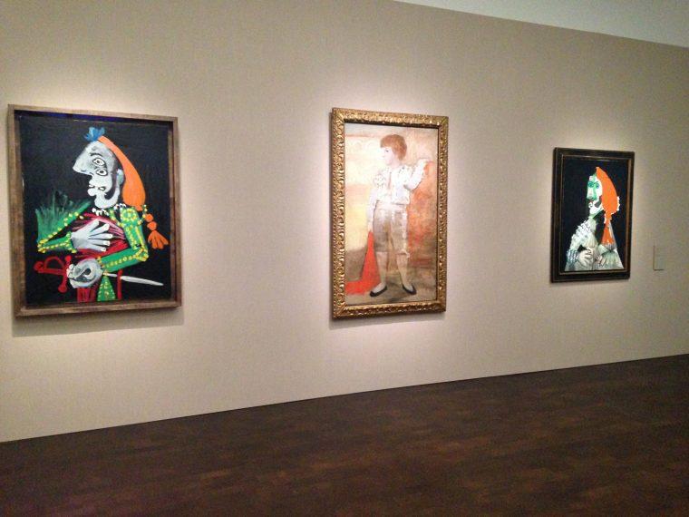 Picasso review 4 3 Matador paintings