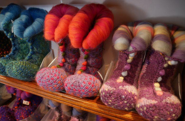Scilly Socks