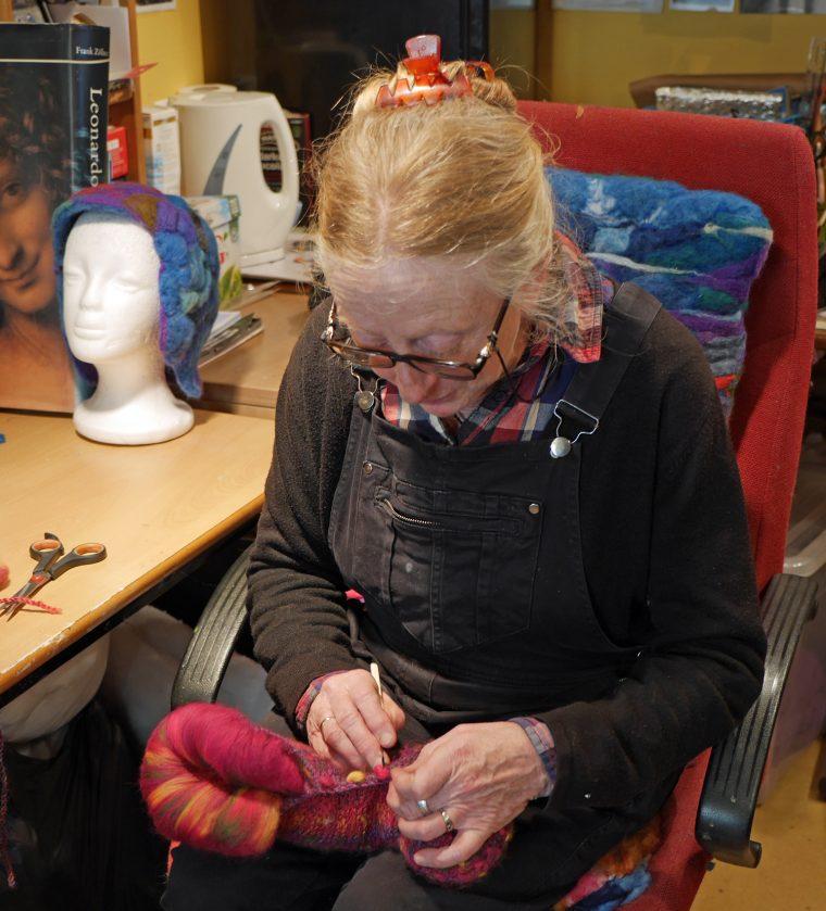 Scilly Socks Susan Seddon