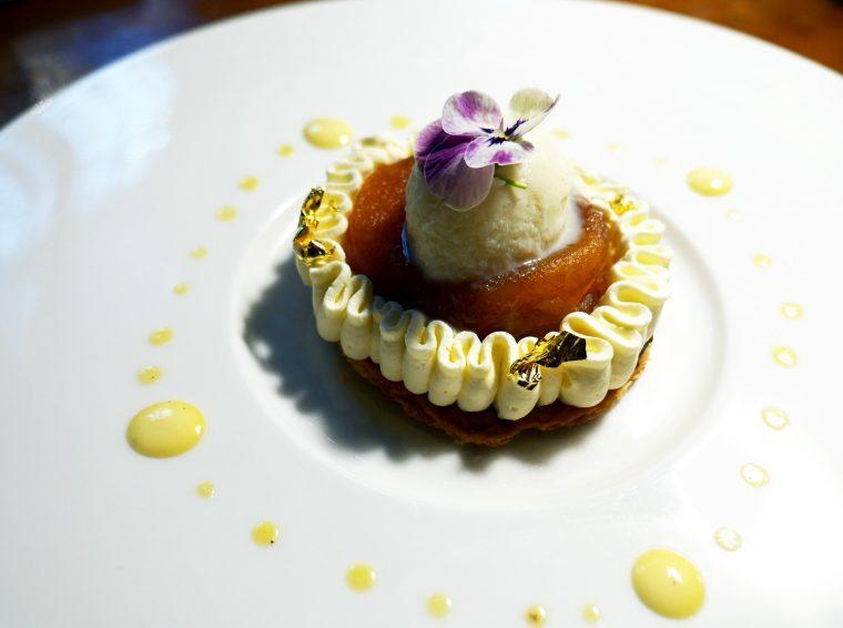 St Pancras Renaissance Dessert