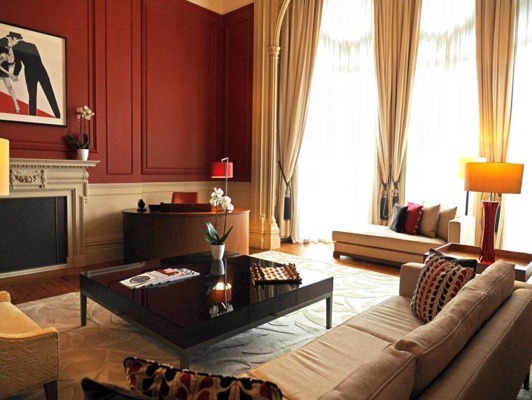 St Pancras Renaissance Suite