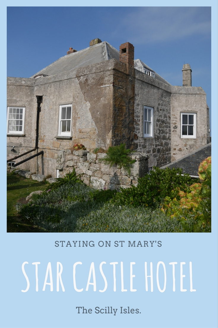 Star Castle Hotel, The Scilly Isles From London Unattached