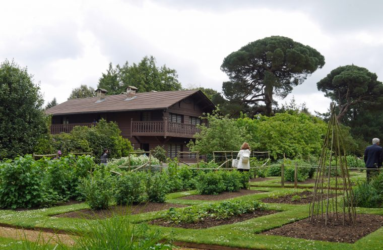 Swiss Cottage and Vegetable Garden Osbourne House