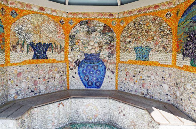 The Shell House Tresco Abbey Gardens
