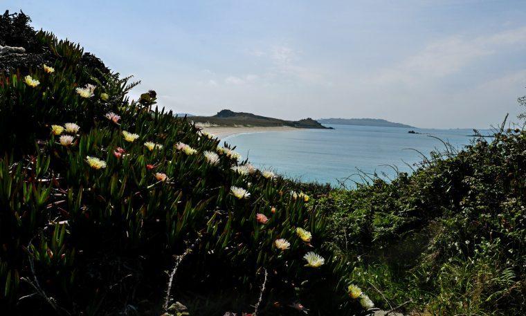 Tresco Beach Scilly Isles