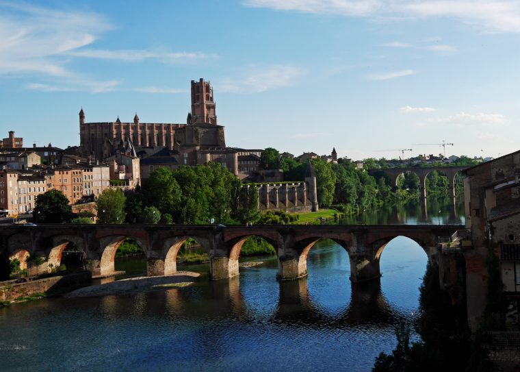 Albi UNESCO city Tarn