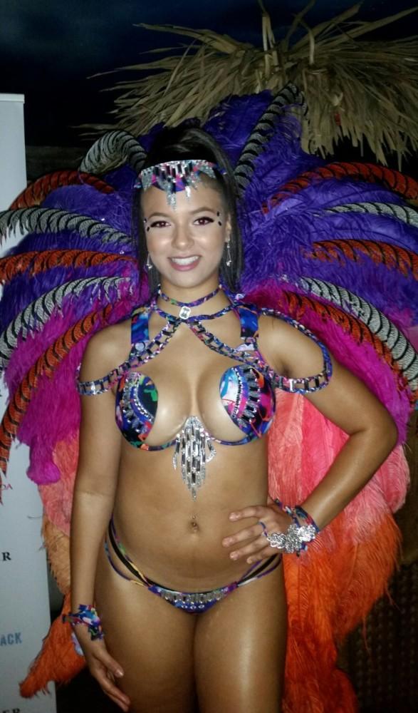 Archer Street - Antiguan woman