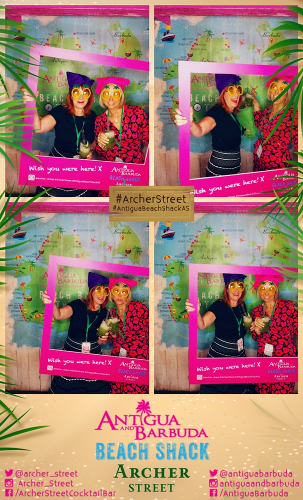 Archer Street - Photo booth