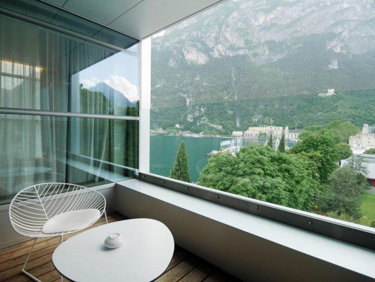 Balcony, Lido Palace Hotel