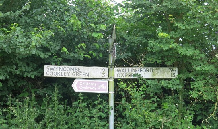 Chiltern Cycleway Inntravel