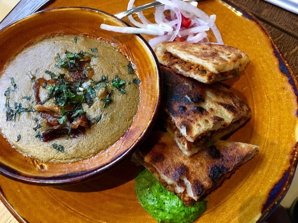 Cinnamon Bazaar, Haleem