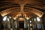 Colonia Guel Crypt Roof
