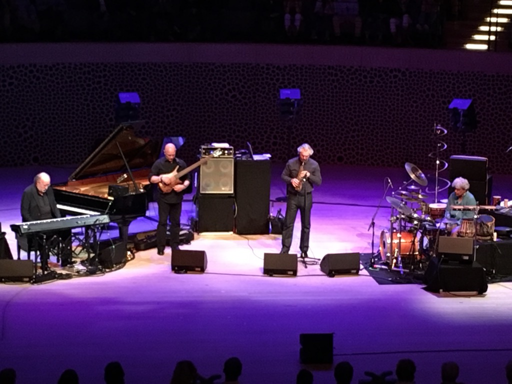 ELBJAZZ GARBAREK