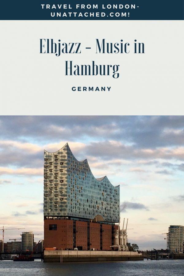 Hamburg - Elbjazz Jazz Festival - Hamburg Germany (1)