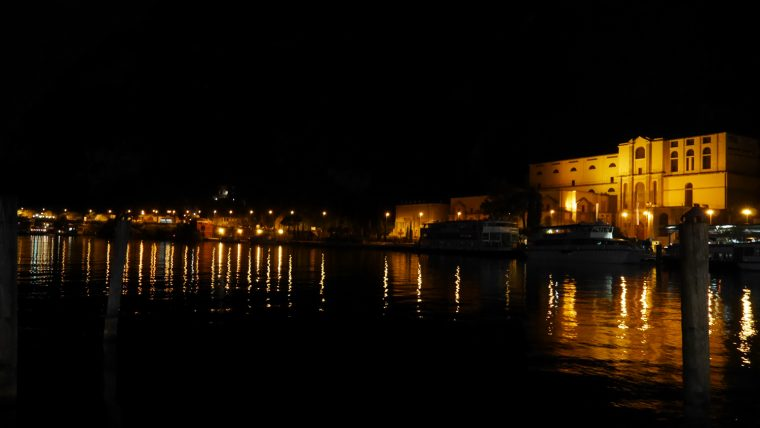 Lake Garda at Night