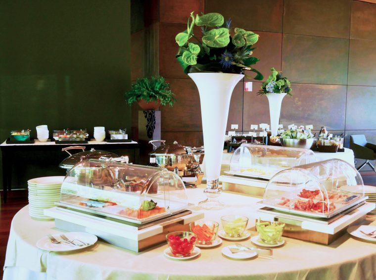 Lido Palace Breakfast 2