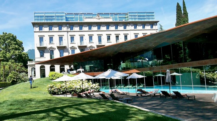 Living the Dream at the Lido Palace Hotel, Lake Garda