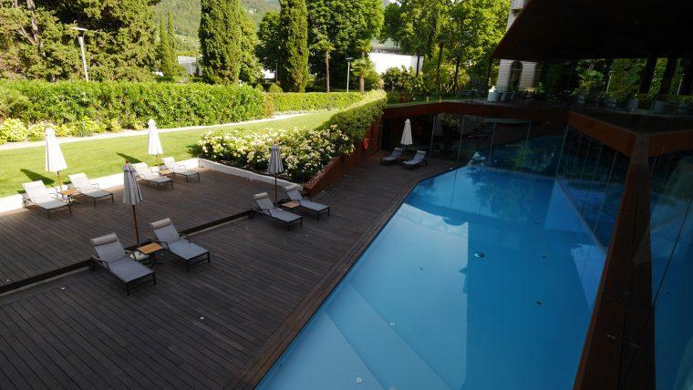 Lido Palace Pool