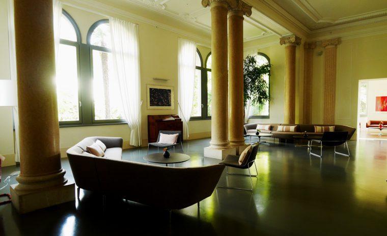 Lido Palace Columns Room