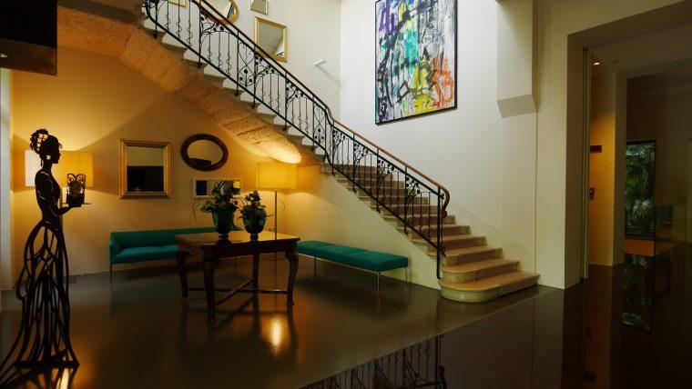 Lido Palace StairCase