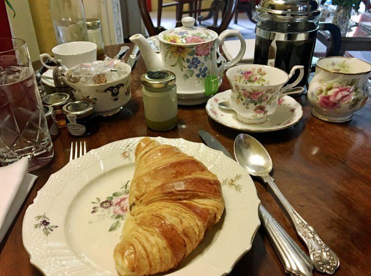 Portobello Hotel Breakfast 2