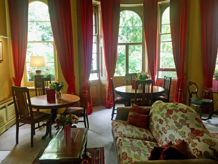 Portobello Hotel Breakfast Room