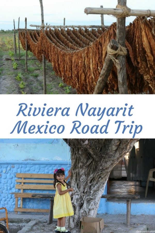 Riviera Nayarit - Mexico - Road Trip to Tepic, Santiago and Mexcaltitan