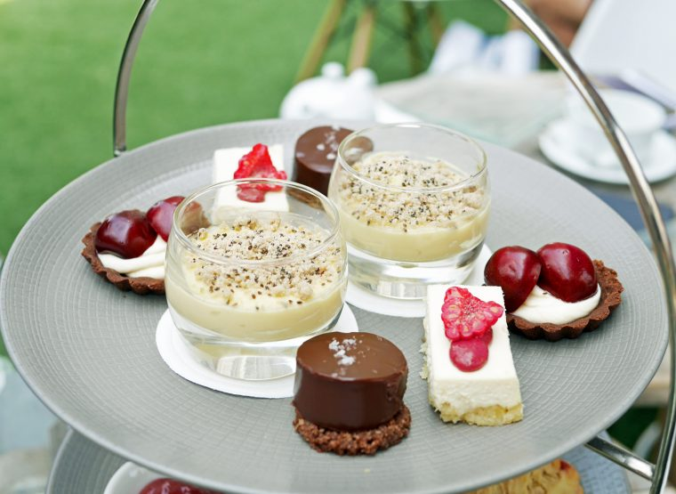 Sugar Free Afternoon Tea - Sweets