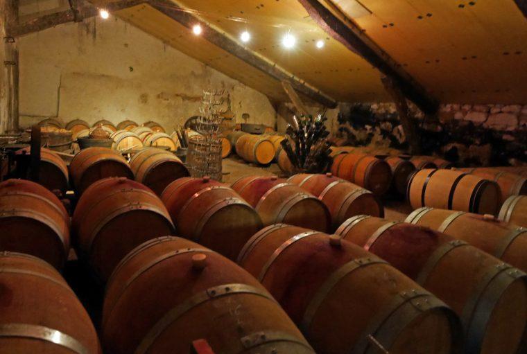 Tarn Chateau de Mayragues barrels
