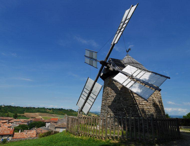 Tarn Lautrec Windmill