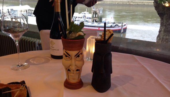 Thai Square cocktails wine