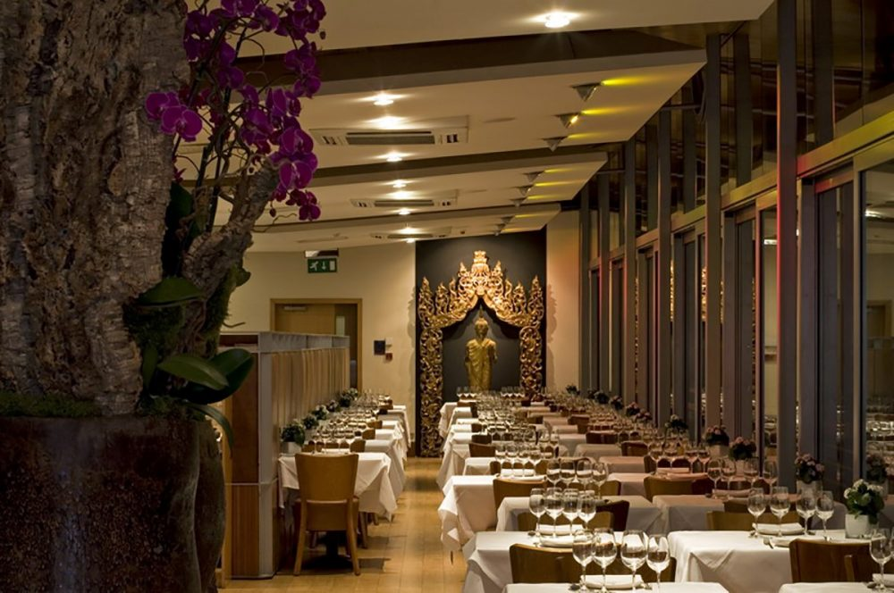 Thai square Putney interior buddha