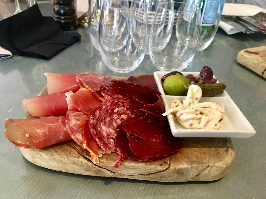 Cured meats - the Marylebone
