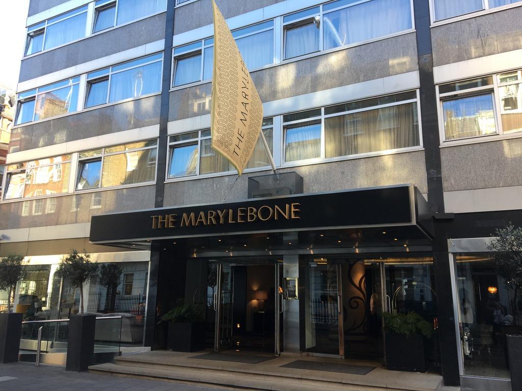 The Marylebone entrance