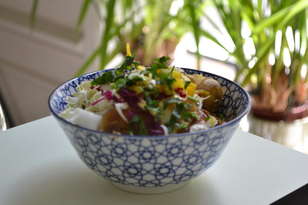 Veggie bowl Le Botaniste, Ghent