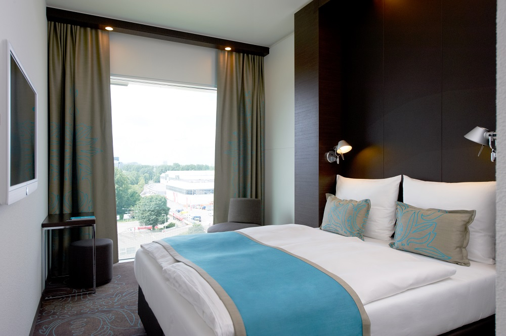photo of bedroom - Motel One Amsterdam