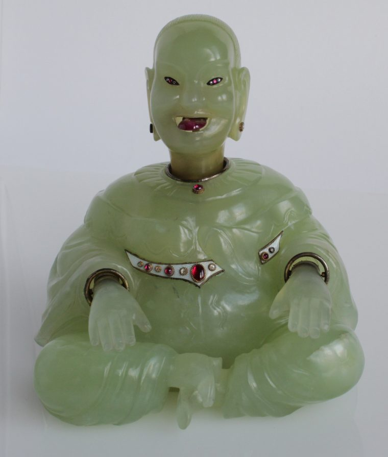 Baden-Baden Buddha Faberge museum