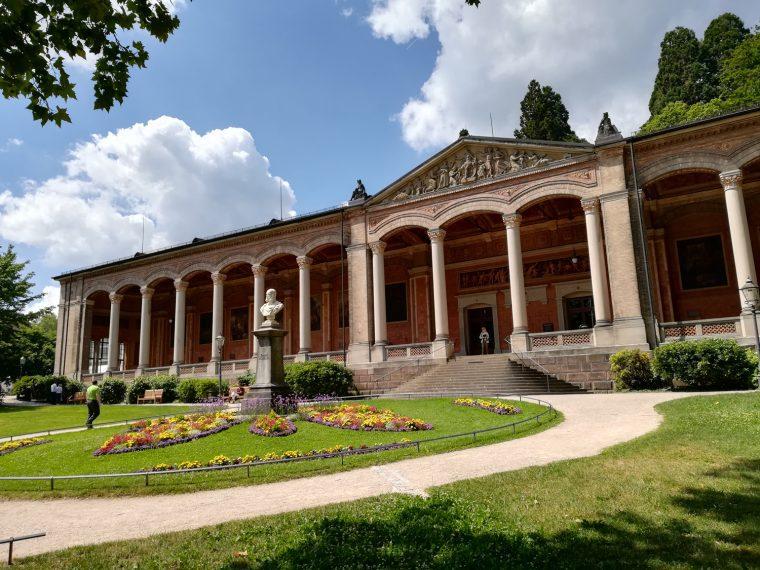 Trinkenhalle Building Baden-Baden