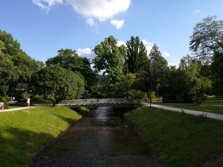 Baden-Baden Lichentaler Allee