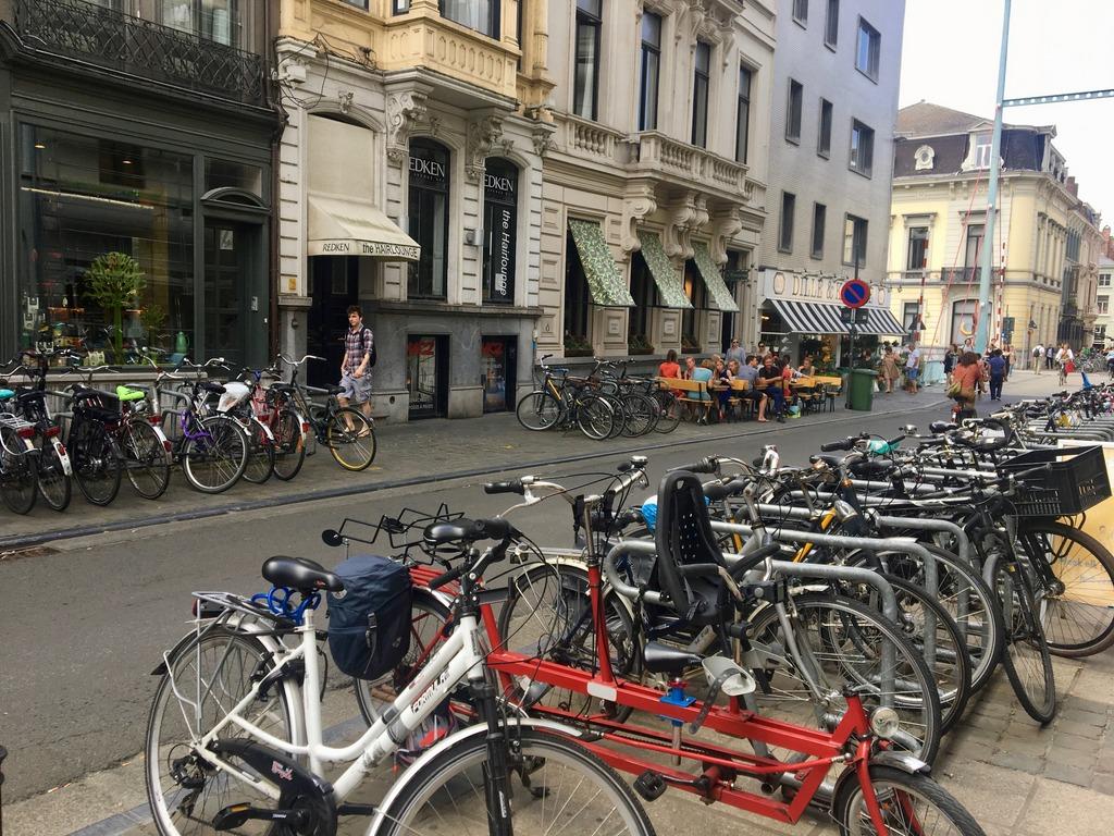 Ghent Belgium - Bicycles