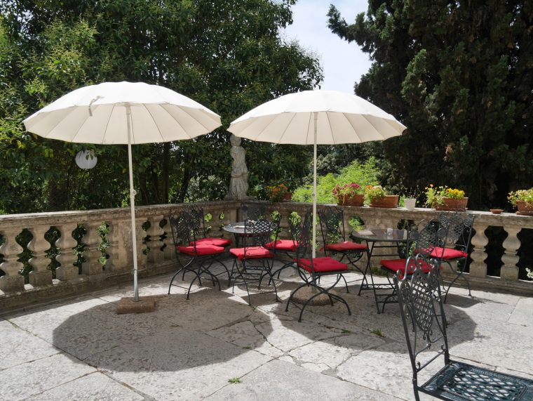 Cafe - Villa Valmarana