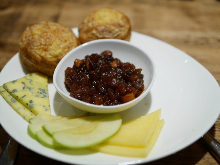Cheese Scones - Georgian House Cheese Afternoon Tea
