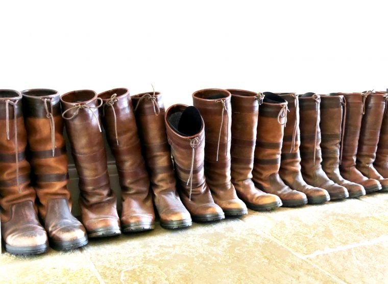 Congham Hall Boots