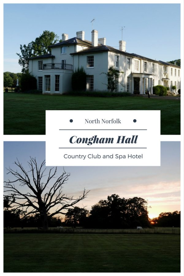 Congham Hall - Country Hotel and Spa in Norfolk, England, UK