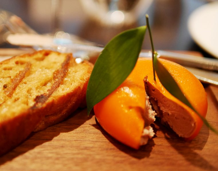 Cut Meat Fruit - Dinner by Heston, Mandarin Oriental London