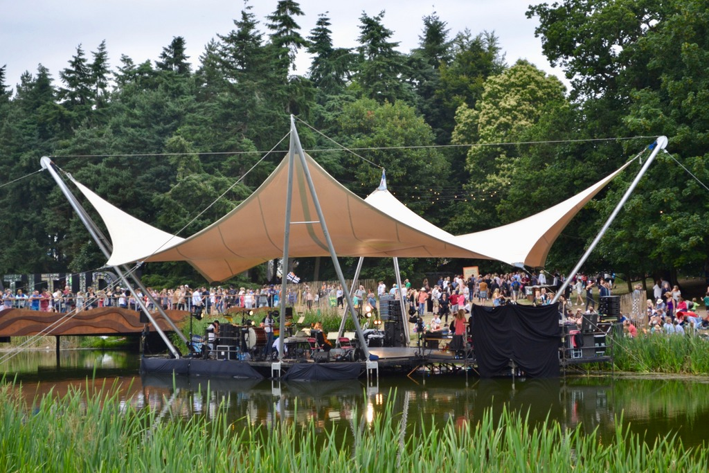 Latitude 2017 Dance on The Water Front