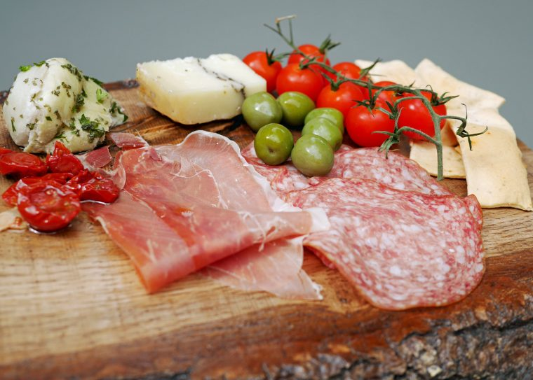 Diforti Antipasti supper 2