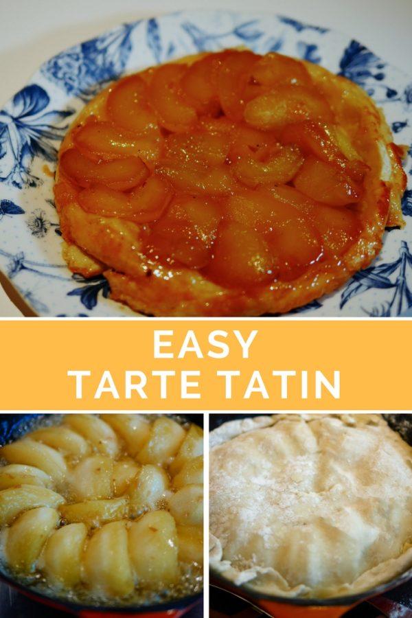 Easy Tarte Tatin Recipe
