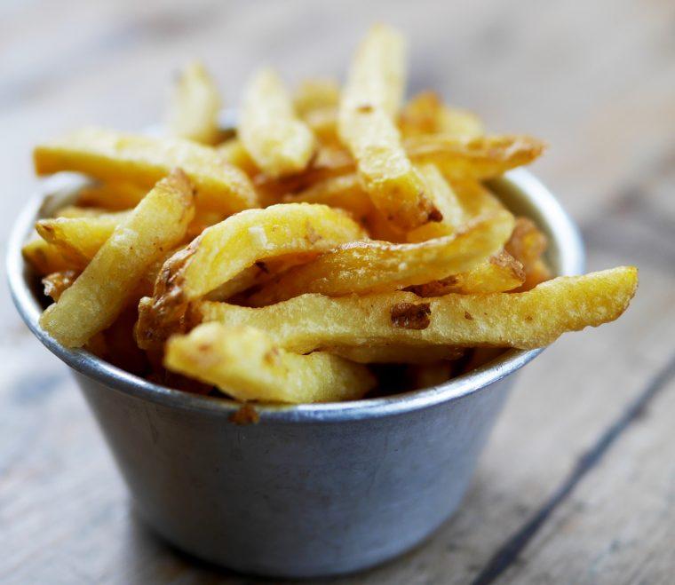 Fries - Mac and Wild